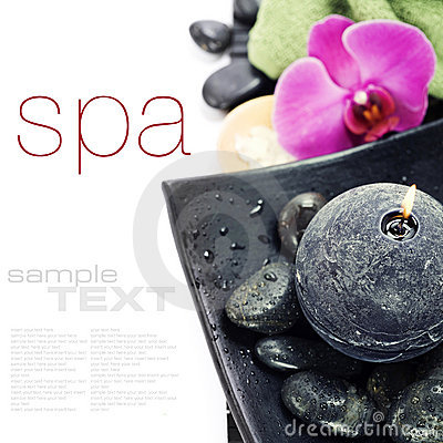 Free Spa Concept Stock Images - 19530964