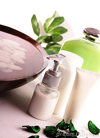 Free SPA Cosmetics Series Stock Images - 4334864