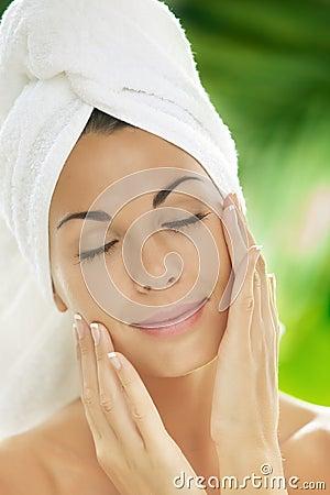 Spa face