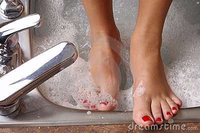 Spa Foot Bath