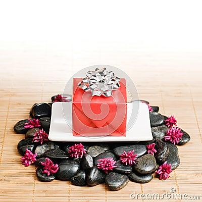 Free Spa Gift Royalty Free Stock Photo - 7306475