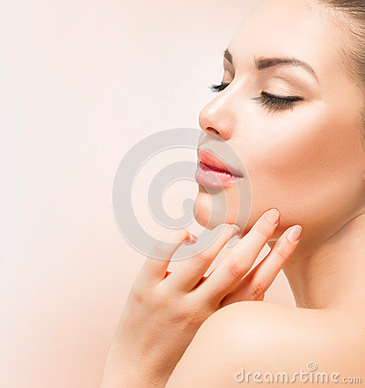 Free Spa Girl Stock Image - 32101511