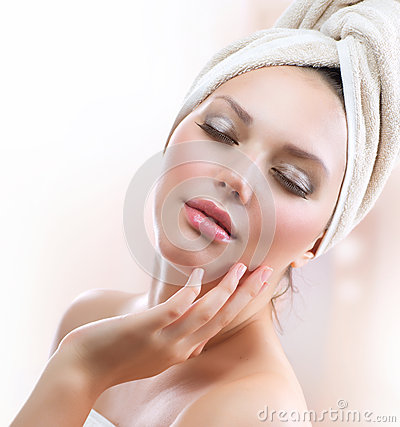 Spa Girl. Skincare