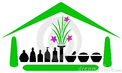 Spa house emblem