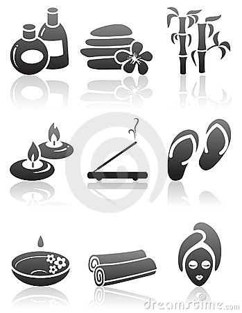SPA icons