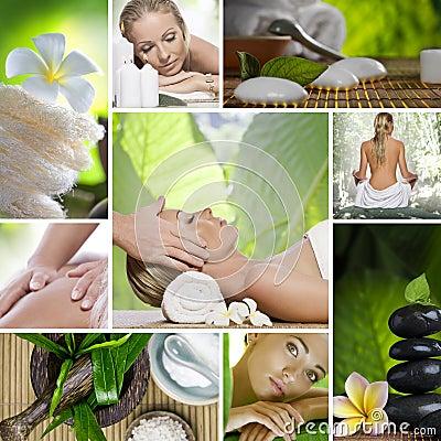 Free Spa Mix Stock Photography - 17292922