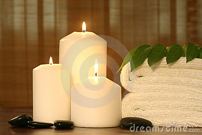 Spa objects indoor
