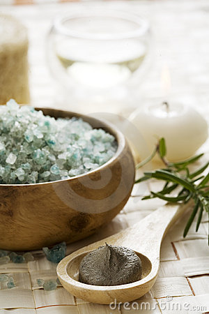 Free Spa Products Stock Images - 4683974
