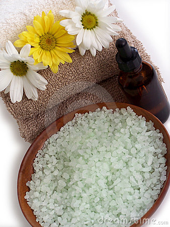 Free Spa Products Stock Photography - 495932