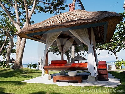 Spa Relaxation Gazebo