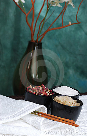 Free Spa Scene Stock Photos - 436983