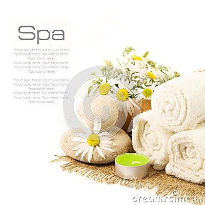Free Spa Set Stock Photos - 21839893