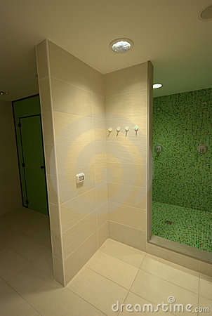 SPA showers bathroom