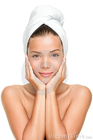 Beautiful Free Stock Photos Spa skin care beauty woman