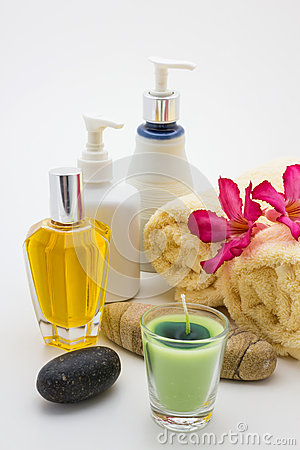 Spa theme objects
