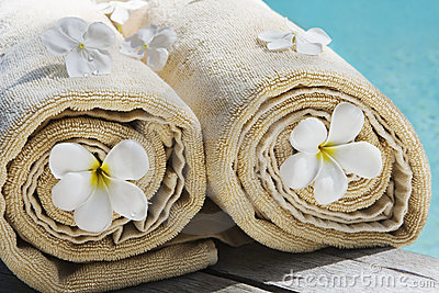 Spa and wellness details