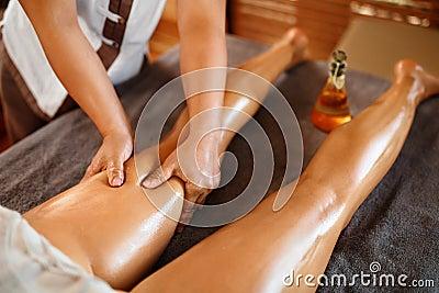 sexy oil massage wellness varde