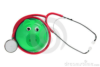Spaarvarken en Stethoscoop