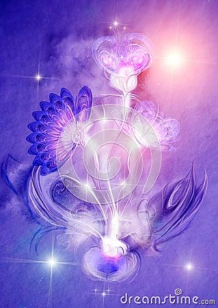 Space bouquet
