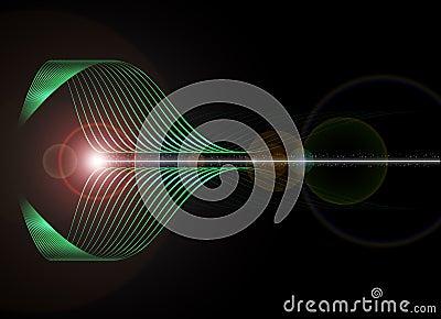 Space Fractal