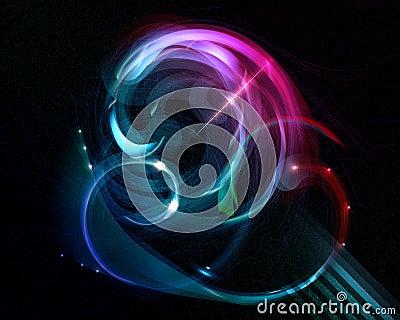 Space object ufo