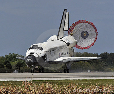 Space shuttle Editorial Image