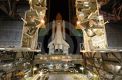 Space shuttle Editorial Photography