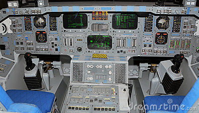 space shuttle cockpit takeoff - photo #8