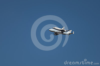 Space Shuttle Enterprise Editorial Photography
