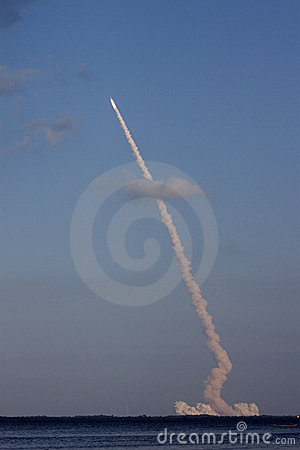 Space Shuttle STS 133 Launch