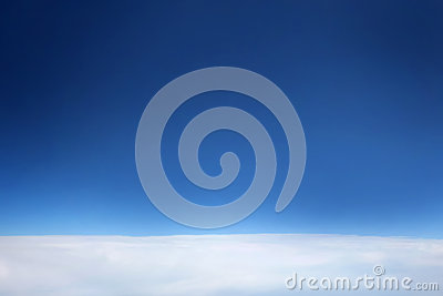 Space sky