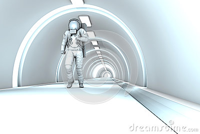 In the Space station