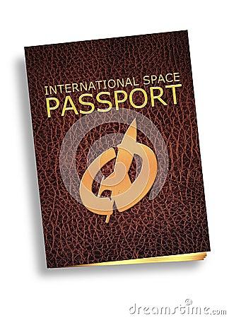 Space tourism passport