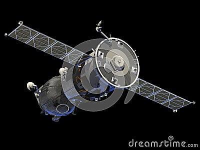 Spacecraft Soyuz