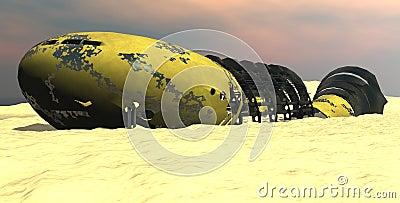 Spacewreck 4