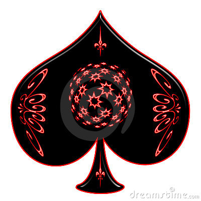 Spade  for Cards