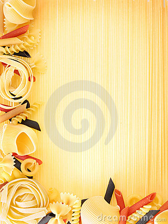 Free Spagetties Backgroung Royalty Free Stock Photography - 11919037