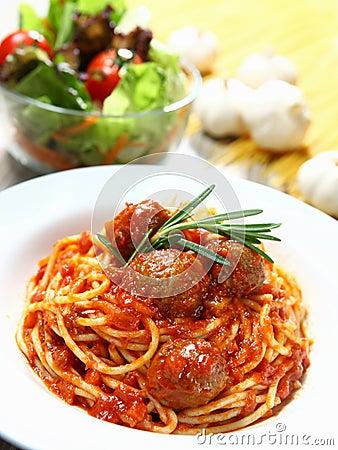 Free Spaghetti Stock Image - 10312381