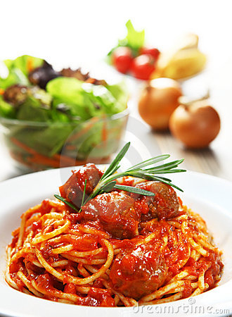 Free Spaghetti Royalty Free Stock Photos - 10446988
