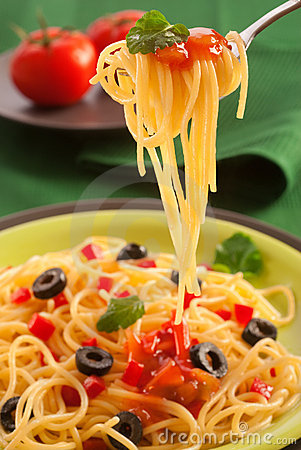 Free Spaghetti Royalty Free Stock Image - 13622576