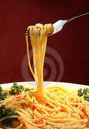Free Spaghetti Royalty Free Stock Photos - 15153268