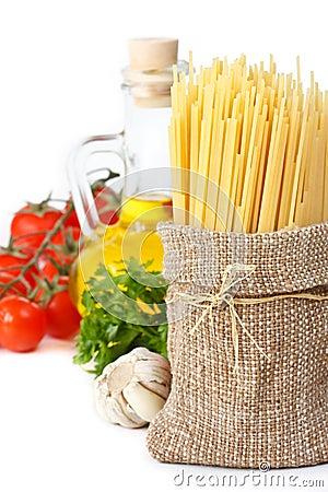 Free Spaghetti. Stock Images - 19058894