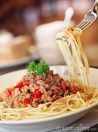 Free Spaghetti Stock Photography - 2565852