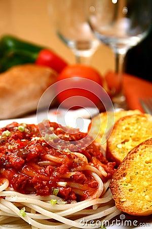 Free Spaghetti Royalty Free Stock Image - 2828386