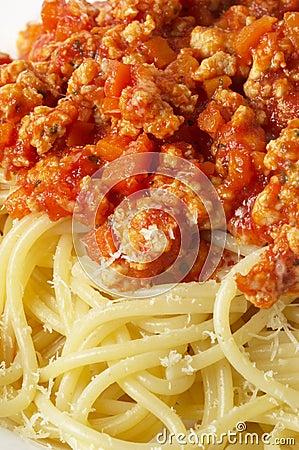 Free Spaghetti A La Bolognese Stock Image - 14627851