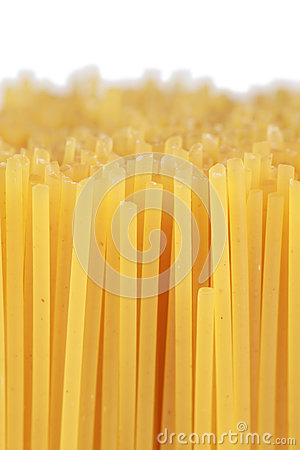 Spaghetti with copy space