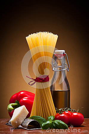 Spaghetti pasta bundle