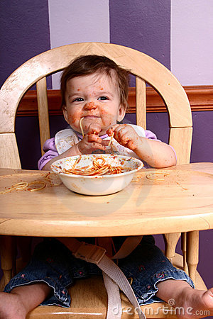 Free Spaghetti Queen 4 Stock Photos - 1424003