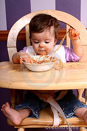 Free Spaghetti Queen 5 Royalty Free Stock Images - 1424009