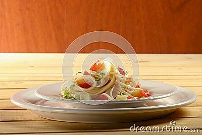 Spaguetti recipe